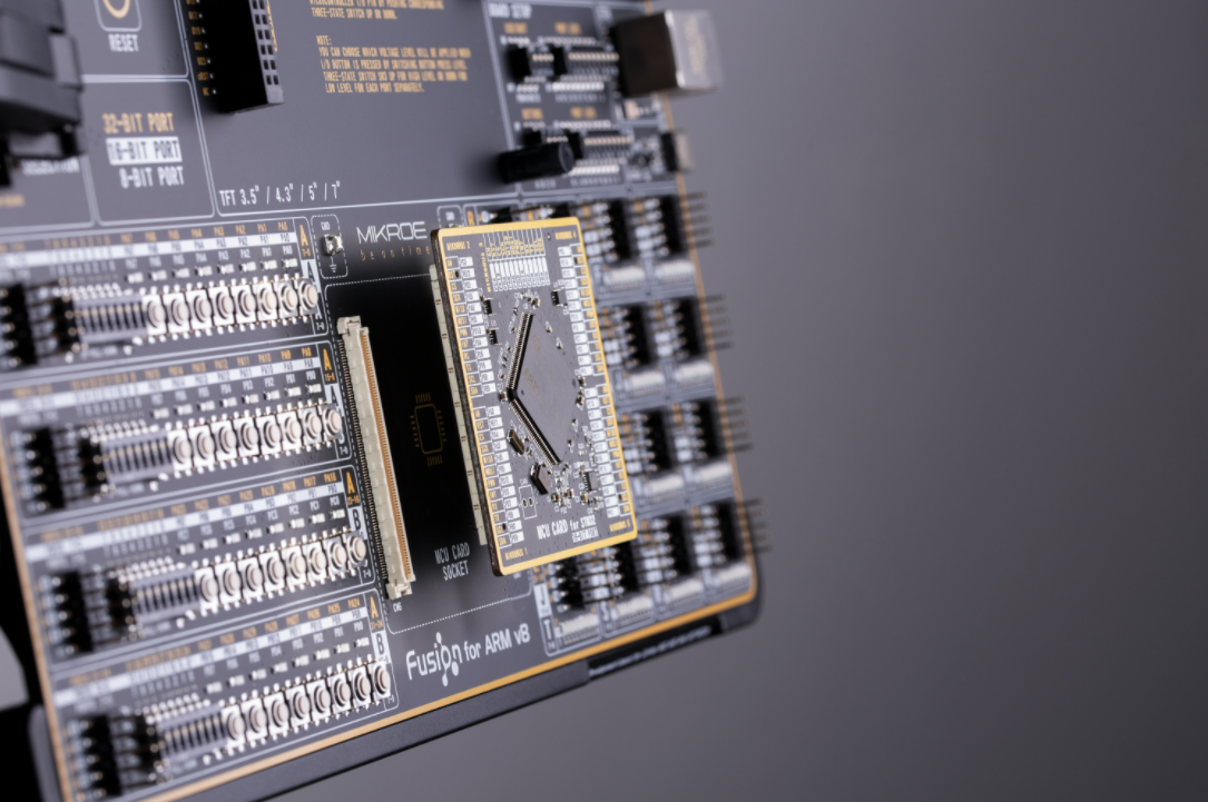 MIKROE's new SiBRAIN MCU development standard breaks the rules of the game in embedded system design